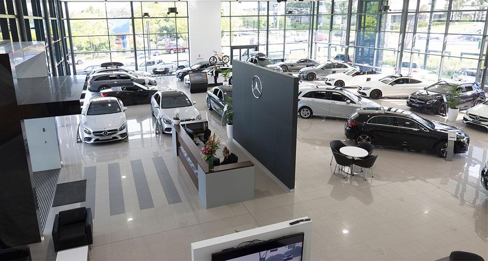 Mercedes-Benz Castle Hill SBA Architects 3