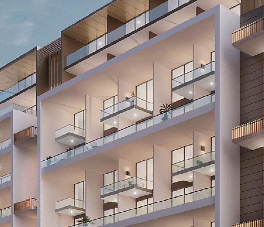 SBA Architects ANZAC Apartments 4