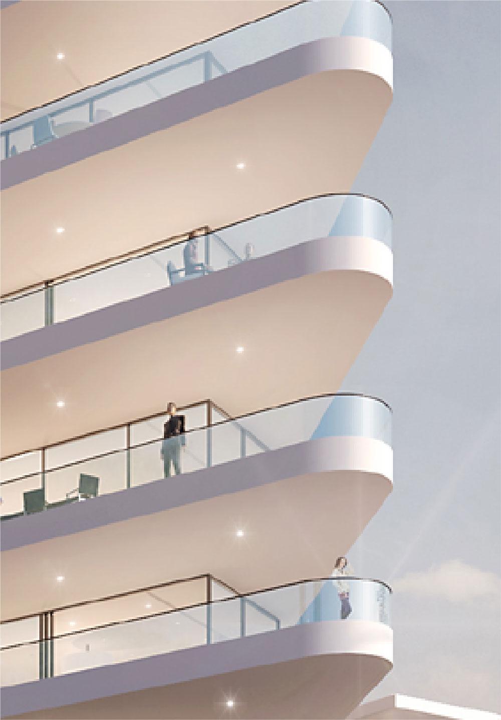 SBA Architects ANZAC Apartments 5