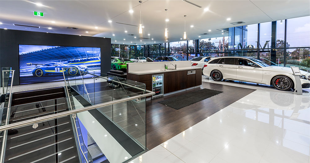 SBA Architects Automotive Projects G Brothers 2