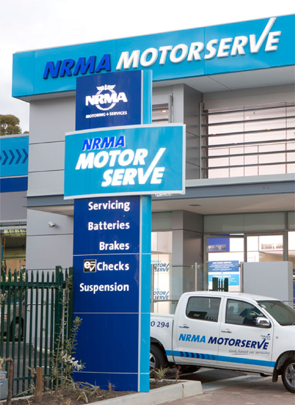 SBA Architects Automotive Projects NRMA Liverpool