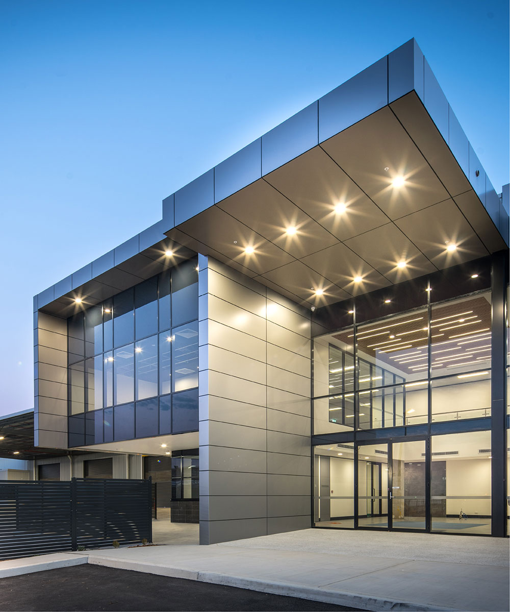 SBA Architects Commercial Marsden Park