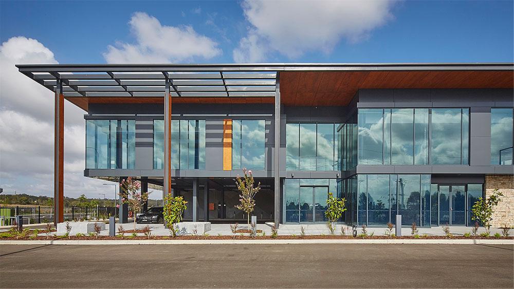 SBA Architects Commercial Calibre Estate Building 1 c