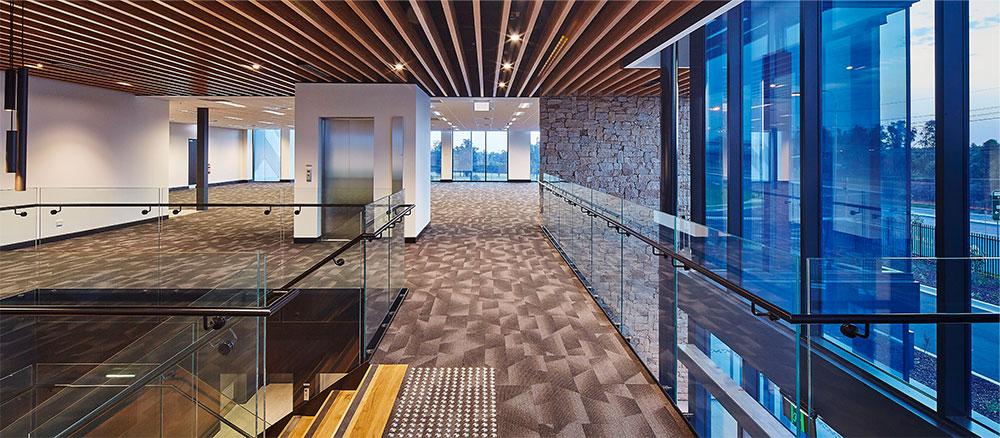 SBA Architects Commercial Calibre Estate Building 1 d