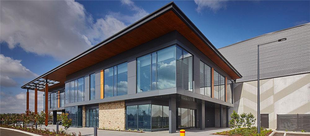 SBA Architects Commercial Calibre Estate Building 1 e