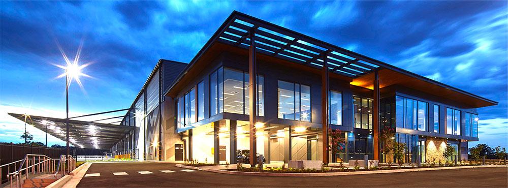 SBA Architects Commercial Calibre Estate Building 1