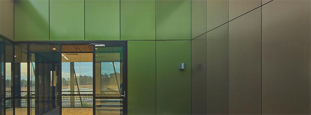 SBA Architects Commercial Calibre Estate Building 3 a
