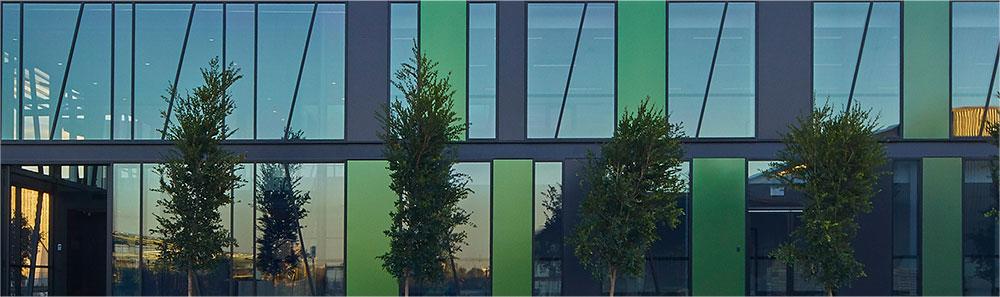 SBA Architects Commercial Calibre Estate Building 3 c