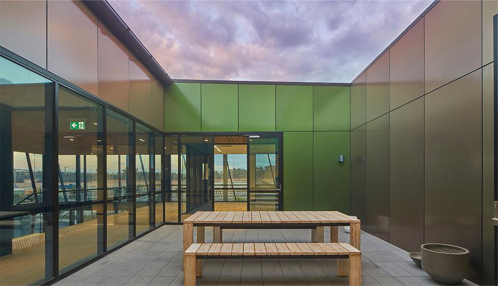 SBA Architects Commercial Calibre Estate Building 3 e