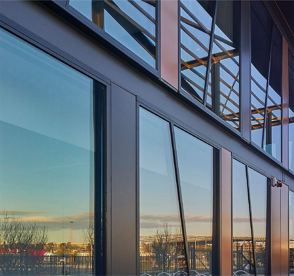 SBA Architects Commercial Calibre Estate Building 3 g