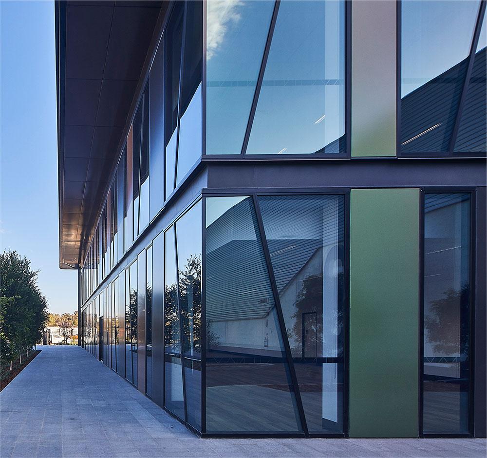 SBA Architects Commercial Calibre Estate Building 3 h