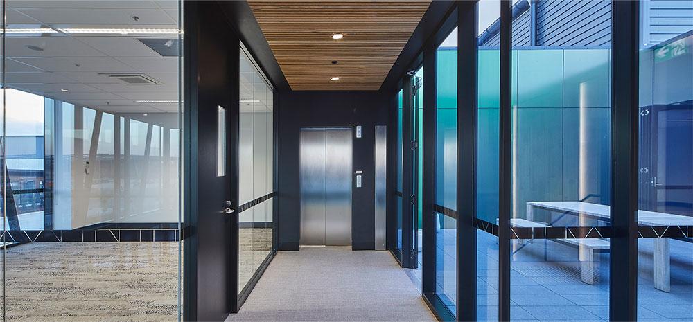 SBA Architects Commercial Calibre Estate Building 3 k