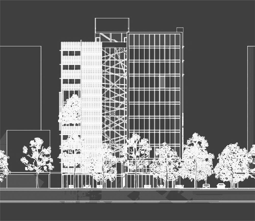SBA Architects Commercial Lot 202 Concept d