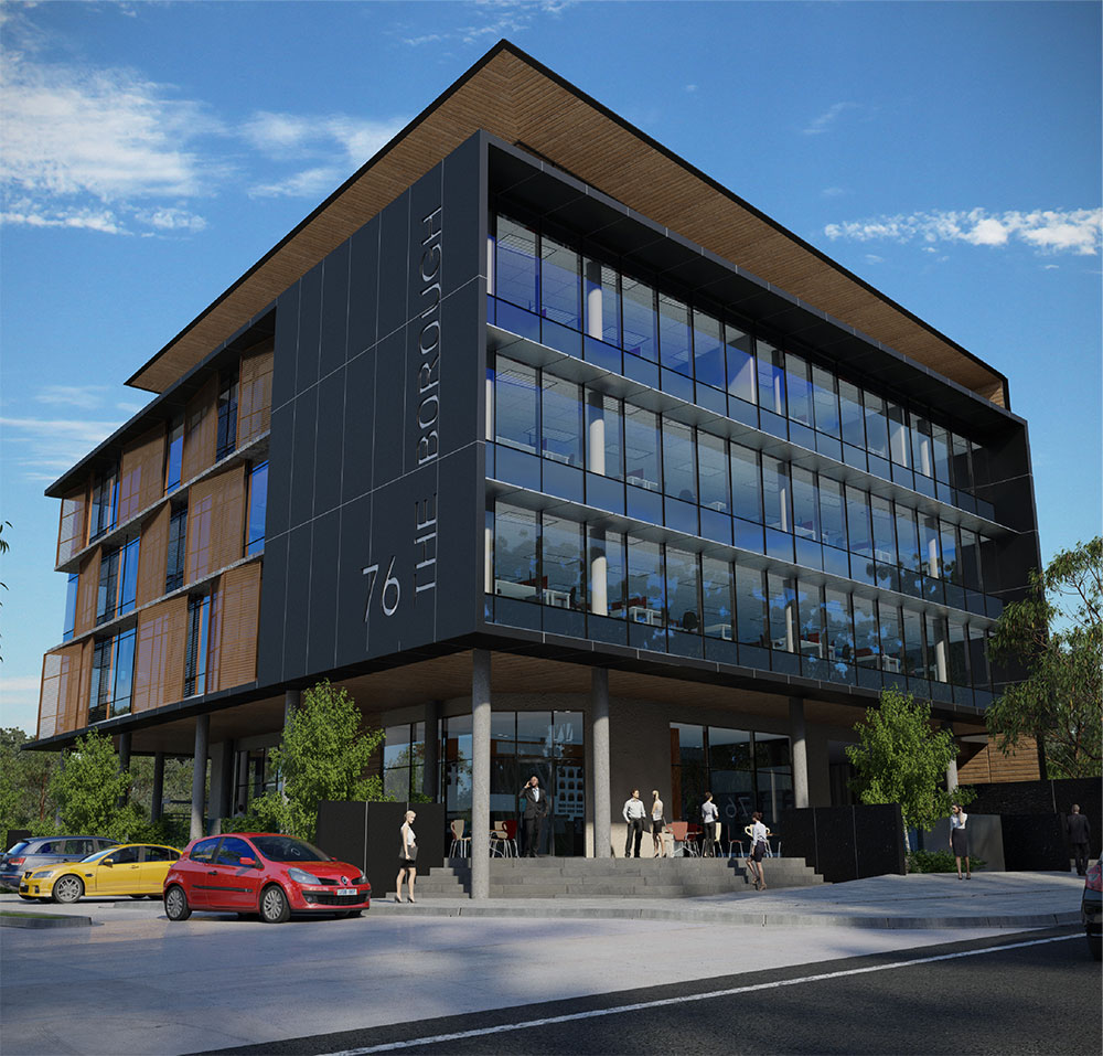 SBA Architects Commercial Marrickville