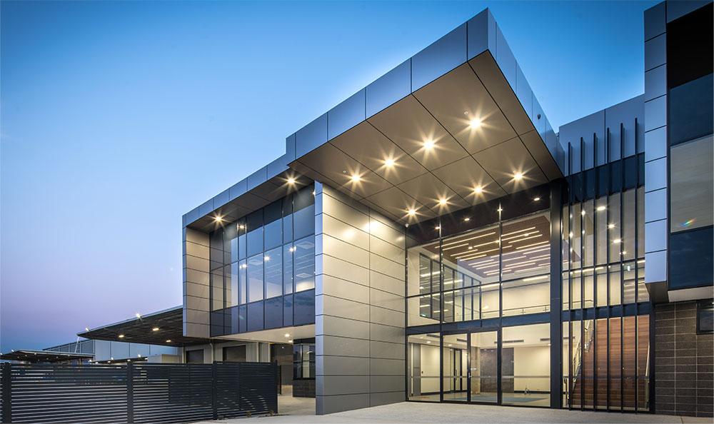 SBA Architects Commercial Marsden Park