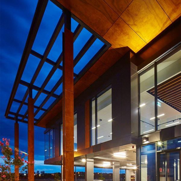 SBA Architects Calibre Industrial Estate