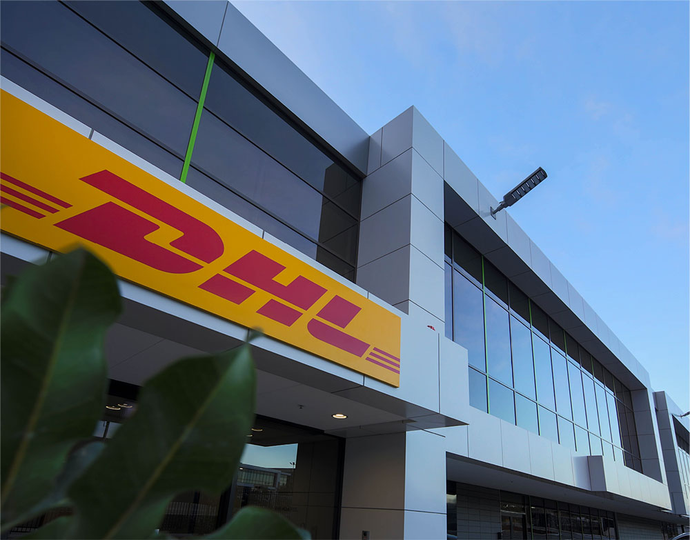 SBA Architects DHL