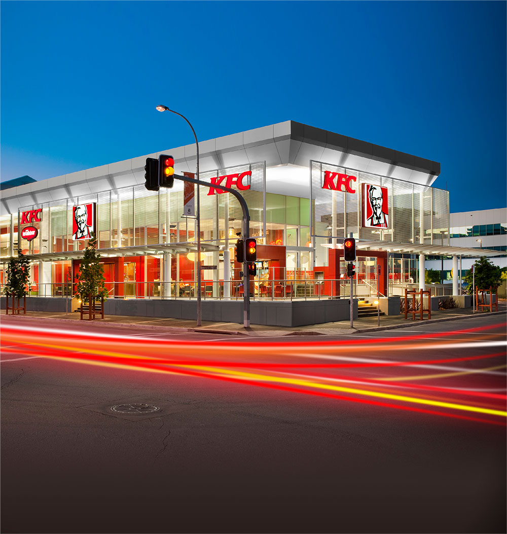 SBA Architects KFC Palais