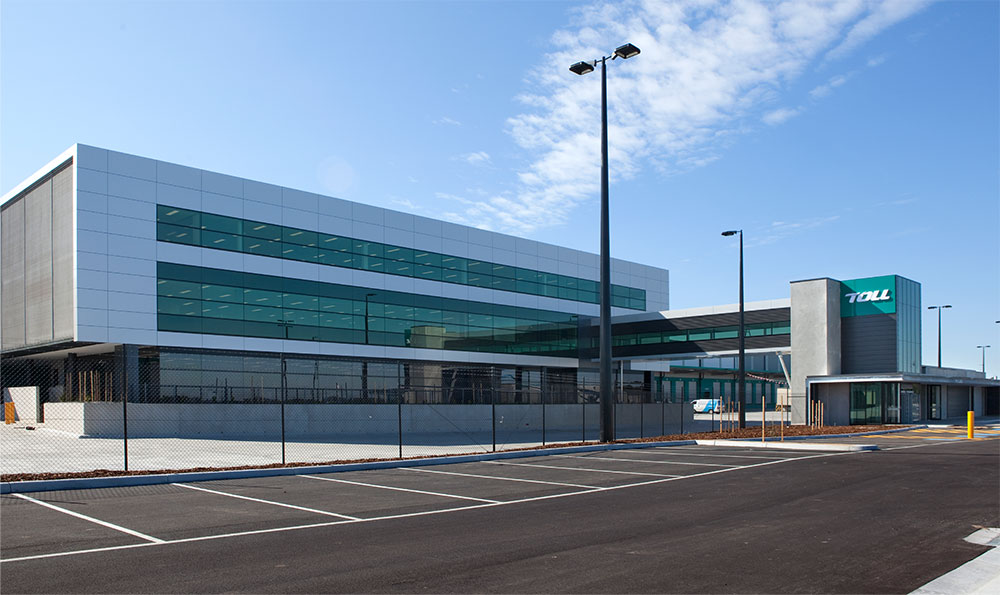 Sba Architects Commercial Industrial Automotive Retail