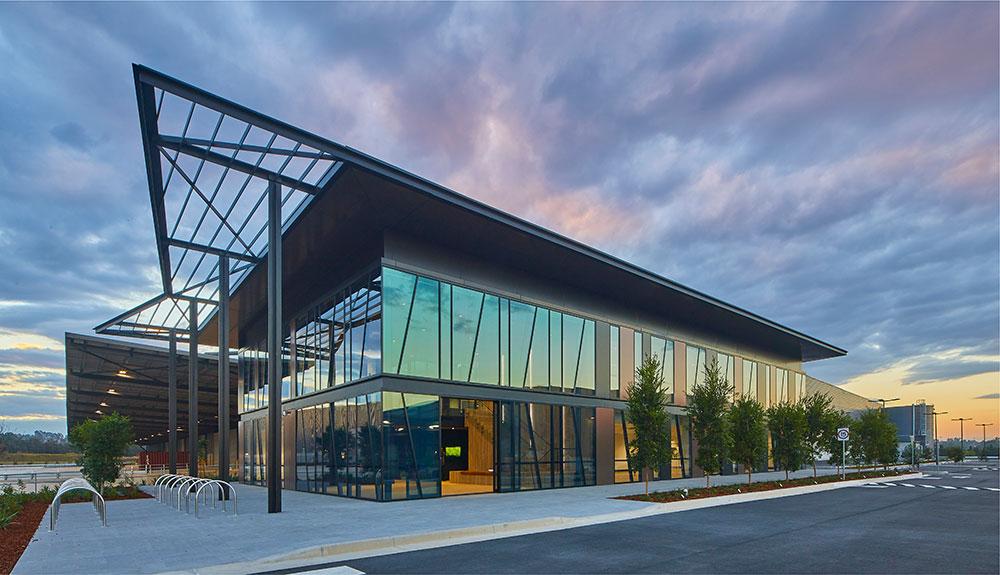 SBA Architects Industrial Calibre Estate 3 5