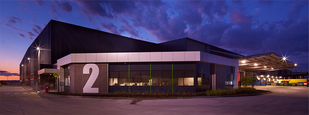 SBA Architects Industrial DHL 2 Canon