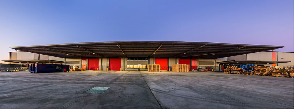 SBA Architects Industrial Oakdale Central 10