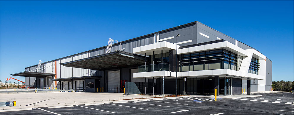 SBA Architects Industrial Oakdale Central 5