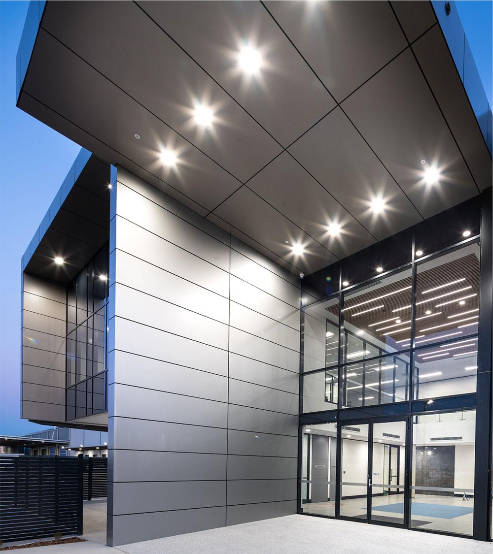 SBA Architects Marsden Park Industrial Estate 2