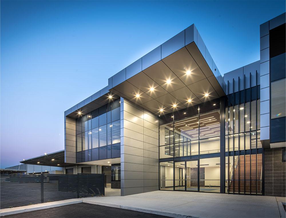 SBA Architects Marsden Park Industrial Estate 3