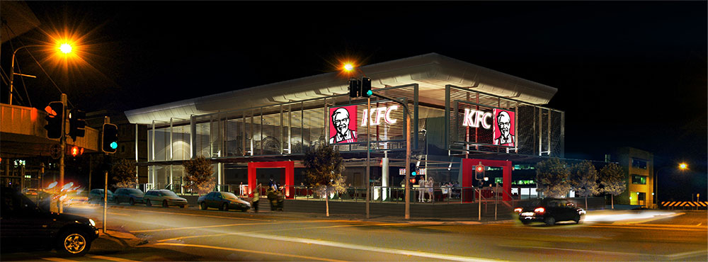 SBA Architects KFC Palais 1