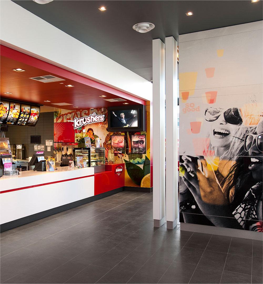 SBA Architects KFC Palais 10