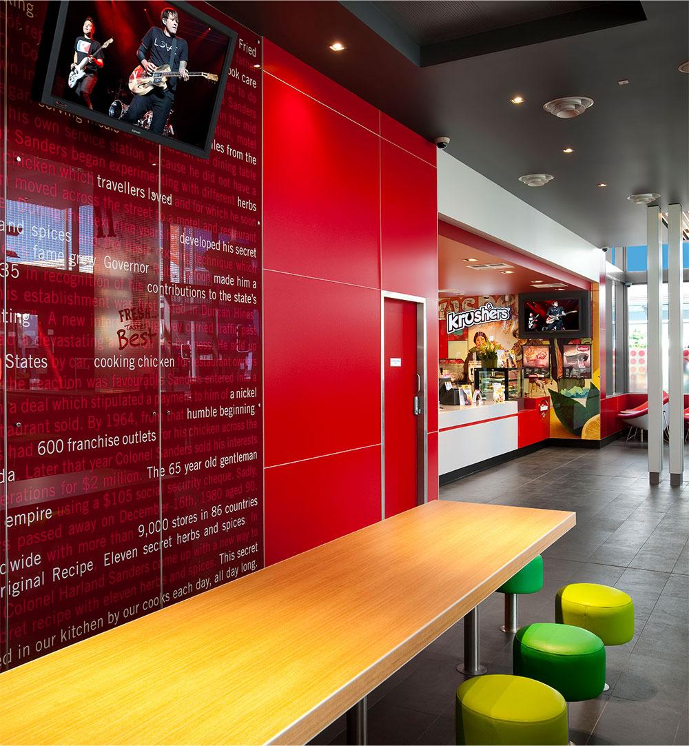 SBA Architects KFC Palais 11