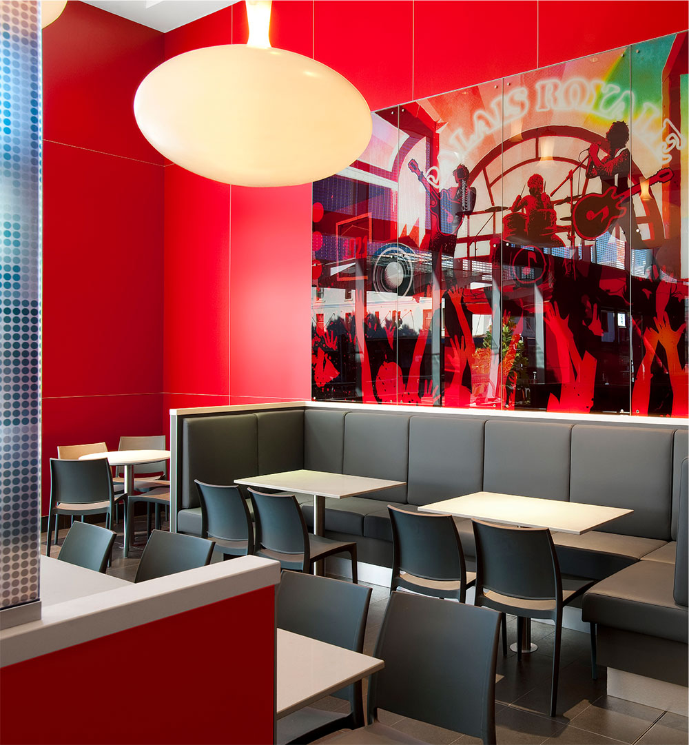 SBA Architects KFC Palais 6