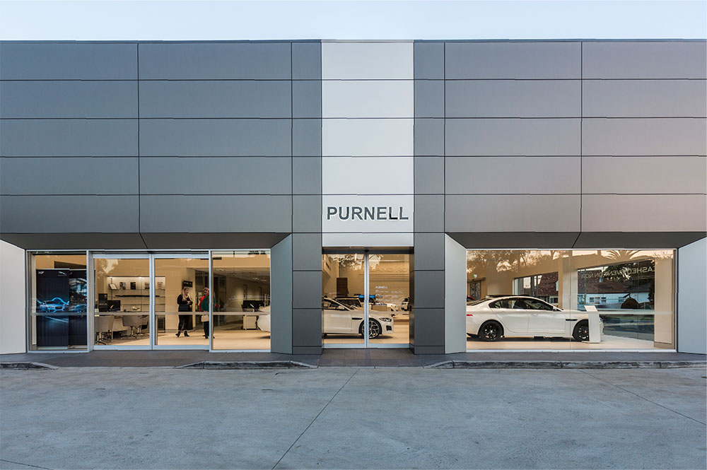 SBA Architects Purnell Motors 4
