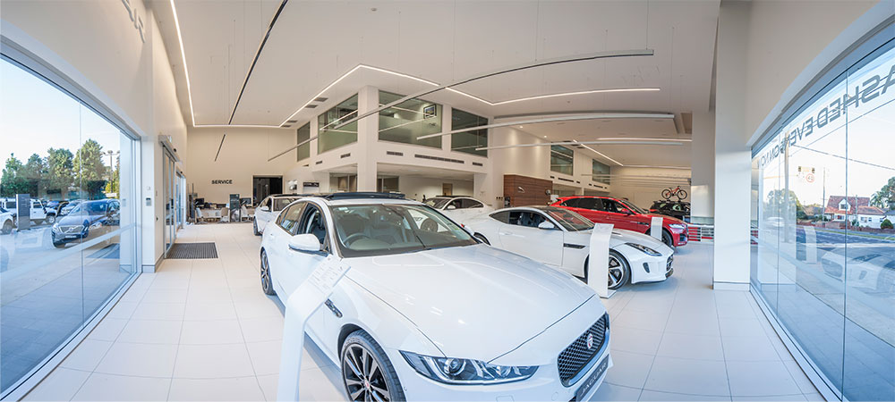 SBA Architects Purnell Motors interior 2