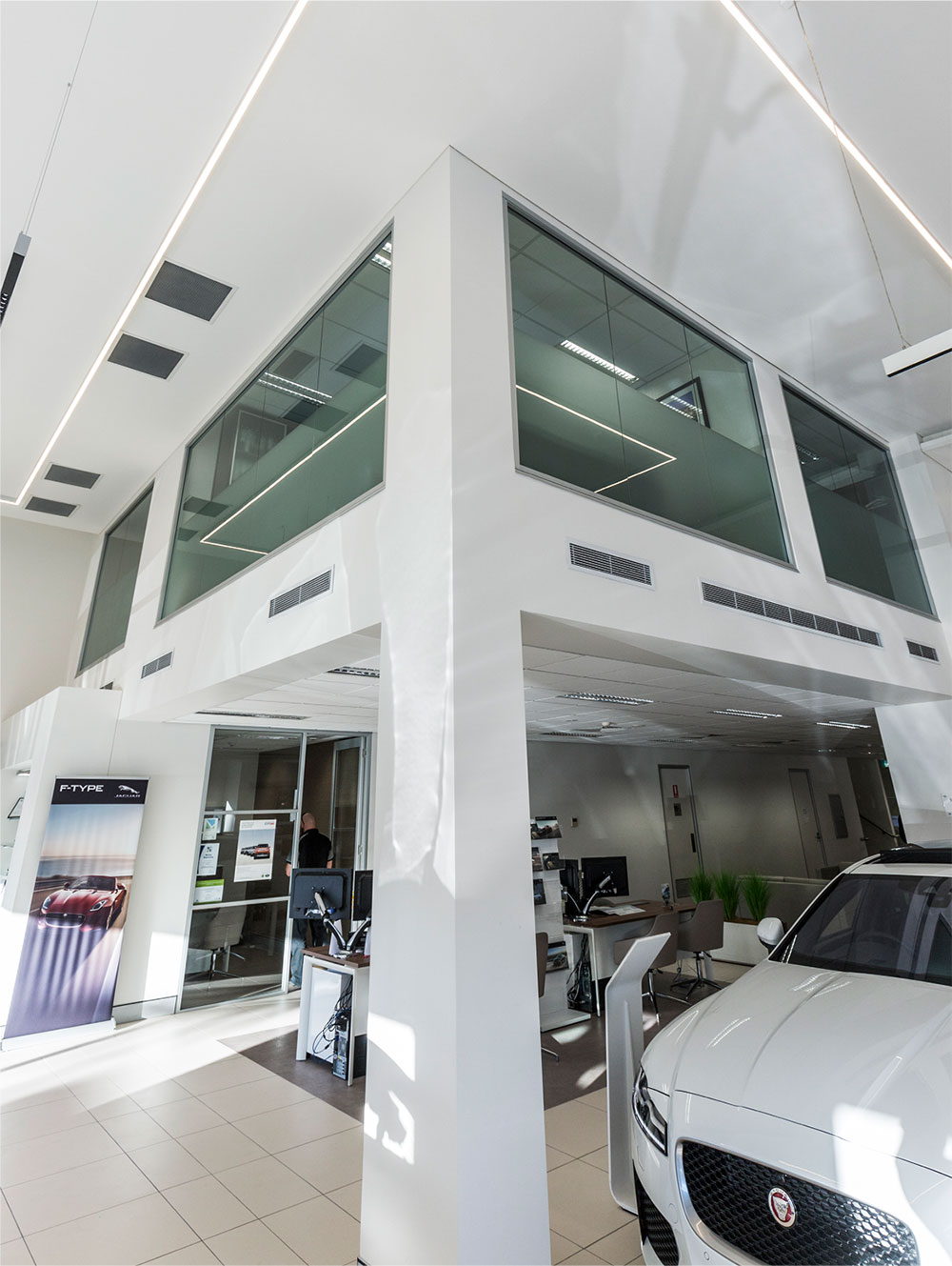 SBA Architects Purnell Motors interior 4
