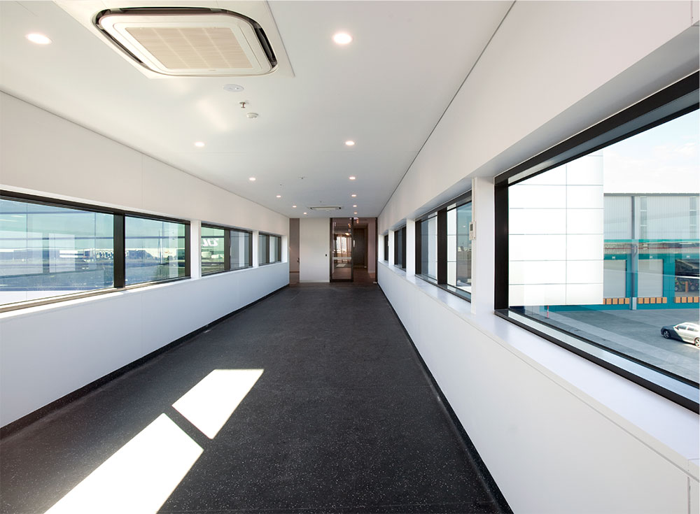 SBA Architects Toll IPEC Melbourne 7
