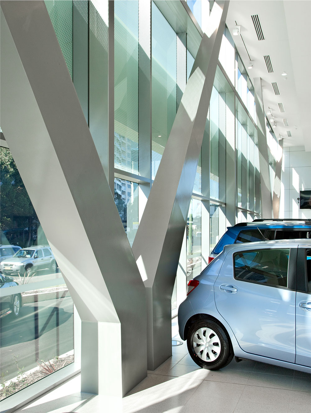 SBA Architects Toyota Chatswood 10
