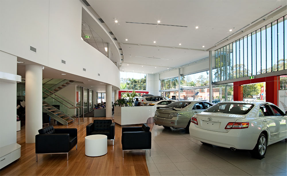 SBA Architects Toyota Waitara 4