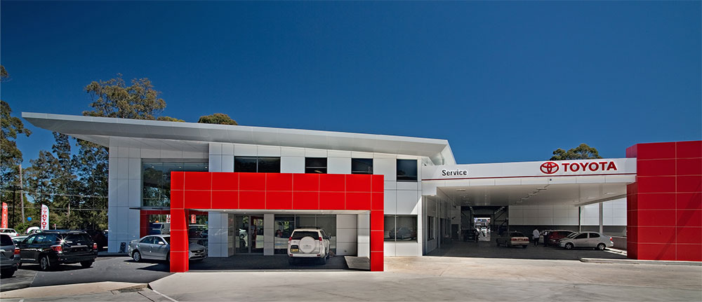 SBA Architects Toyota Waitara 6