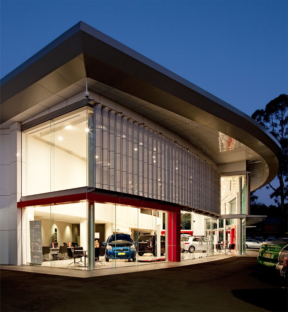 SBA Architects Toyota Waitara 7